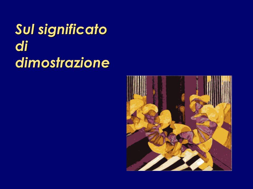 Studi svolti da svariati ricercatori, non solo italiani, testimoniano che un tale genere di attività è possibile già dalla scuola media, purché pratichi una didattica costruttiva, centrata sulla argomentazione, sulla riflessione di quanto via via costruito, sulla verbalizzazione.