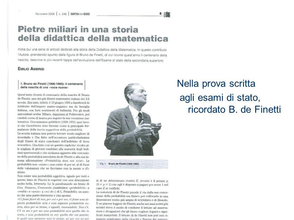 a) quali proposte concrete si possono fare per risolvere il grave problema della insufficiente preparazione dei maestri elementari nel campo scientifico, in particolare nel campo matematico.