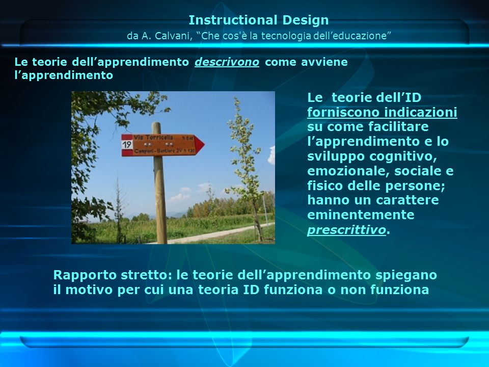 Instructional Design da A.