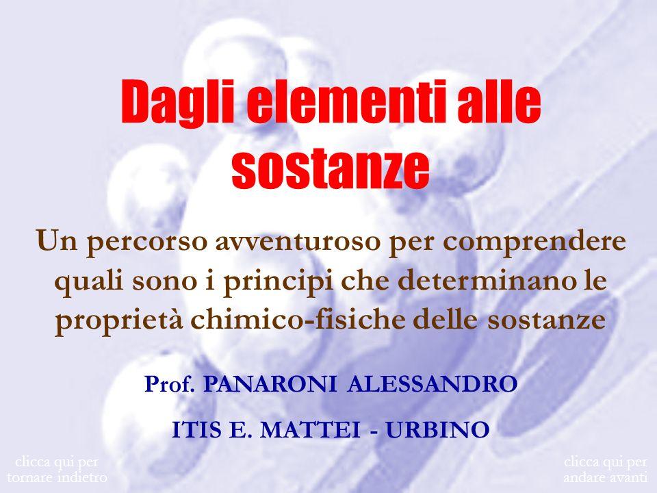 Legame Covalente CLASSIFICAZIONE DEI TIPI DI L.