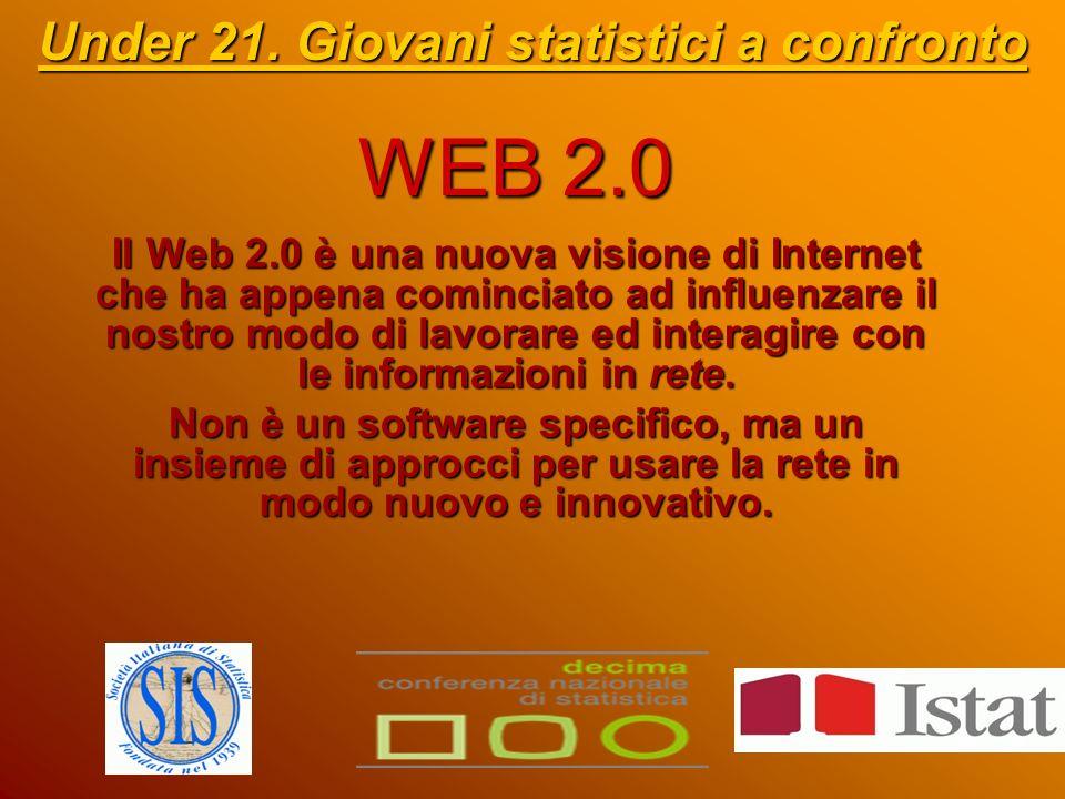 WEB 2.0 Under 21.
