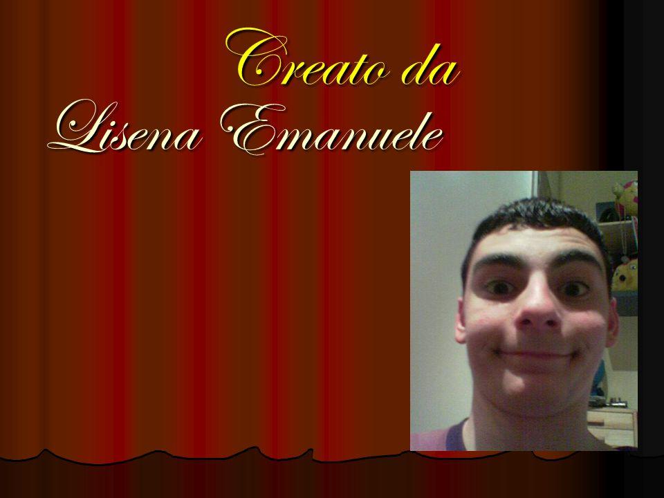 Creato da Lisena Emanuele