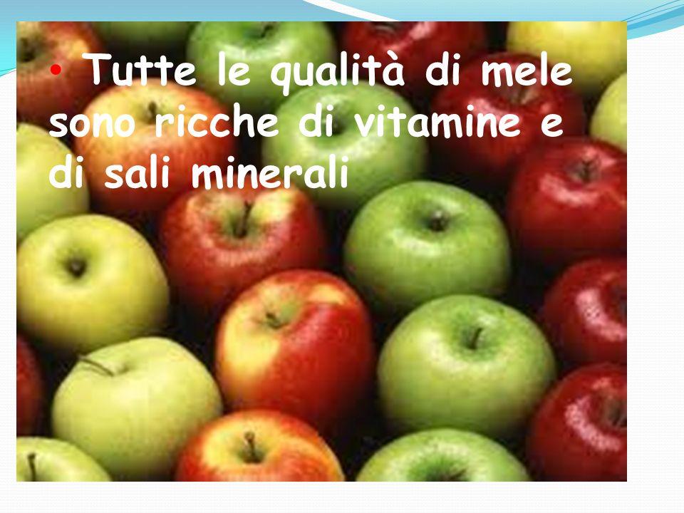 5 Ragioni per mettere nello zaino una mela