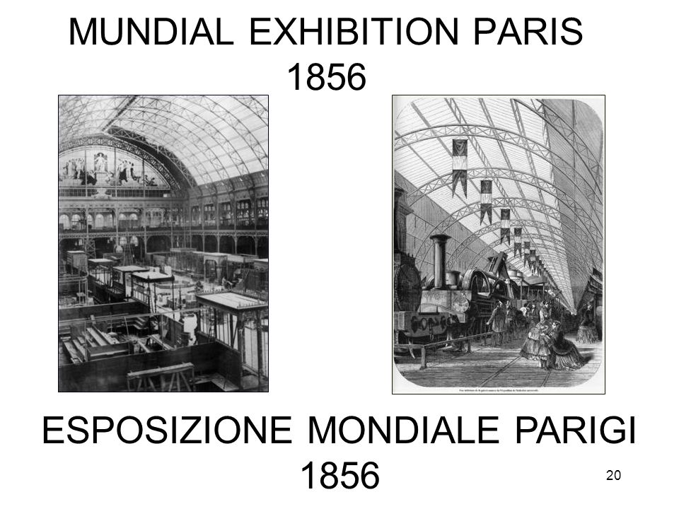 MUNDIAL EXHIBITION PARIS 1856 ESPOSIZIONE MONDIALE PARIGI 1856 20