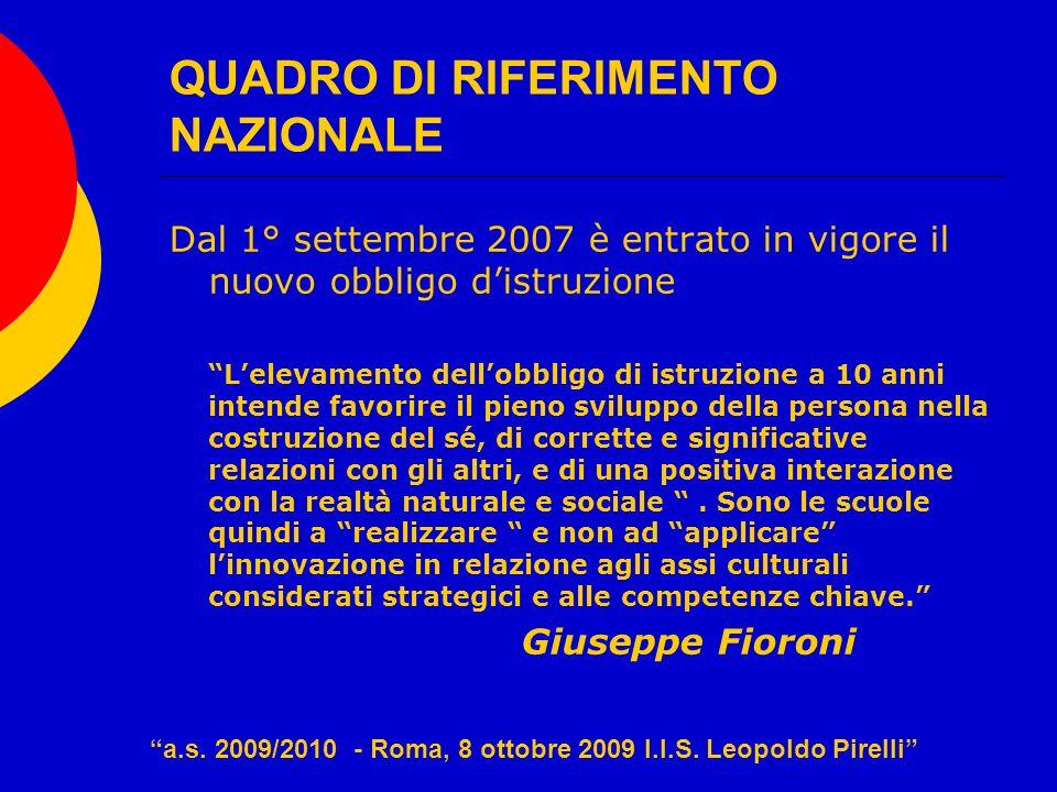 SPERIMENTAZIONE RIORDINO DELLISTRUZIONE TECNICA LOMBARDIA VENETO LAZIO PUGLIA SICILIA a.s.