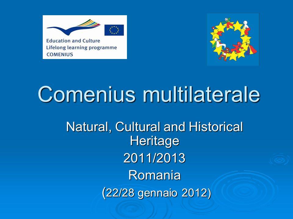 27/01/2012 Addio alle famiglie e partenza per Bucarest.