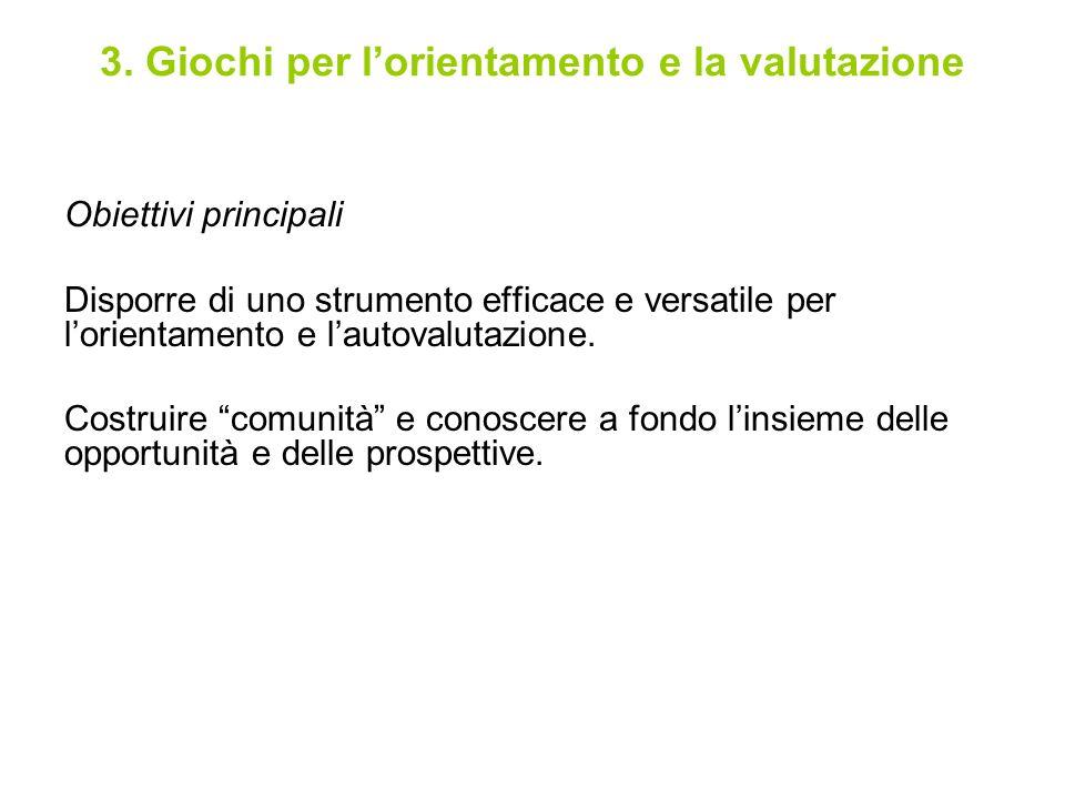 1.Consentire forme di interazione con possibilità di assegnazione flessibili di compiti e permessi.