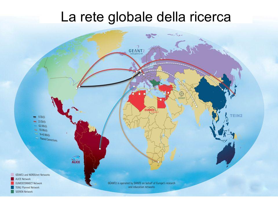 11 La rete globale della ricerca