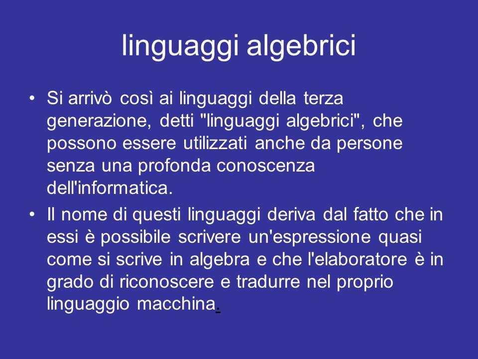 La base di conoscenza La base di conoscenza o KB (Knowledge Base) è un insieme di rappresentazioni del mondo, ogni singola rappresentazione viene denominata formula, le formule a loro volta sono espresse in un linguaggio denominato linguaggio di rappresentazione della conoscenza.