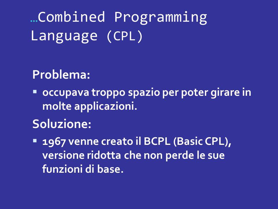 La potenza e flessibilità del C apparve subito evidente e per questo il sistema operativo di Unix, scritto in assembly, venne riscritto immediatamente in C.
