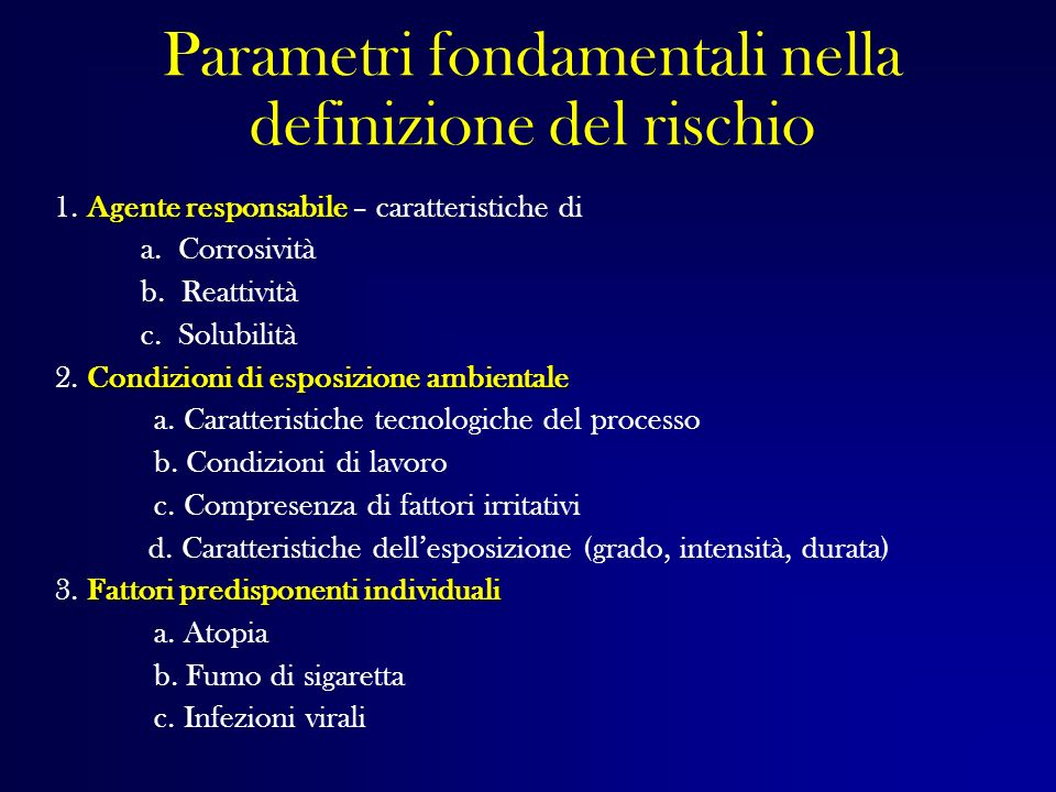 Meccanismi Patogenetici Meccanismo allergico 1.Meccanismo allergico a.