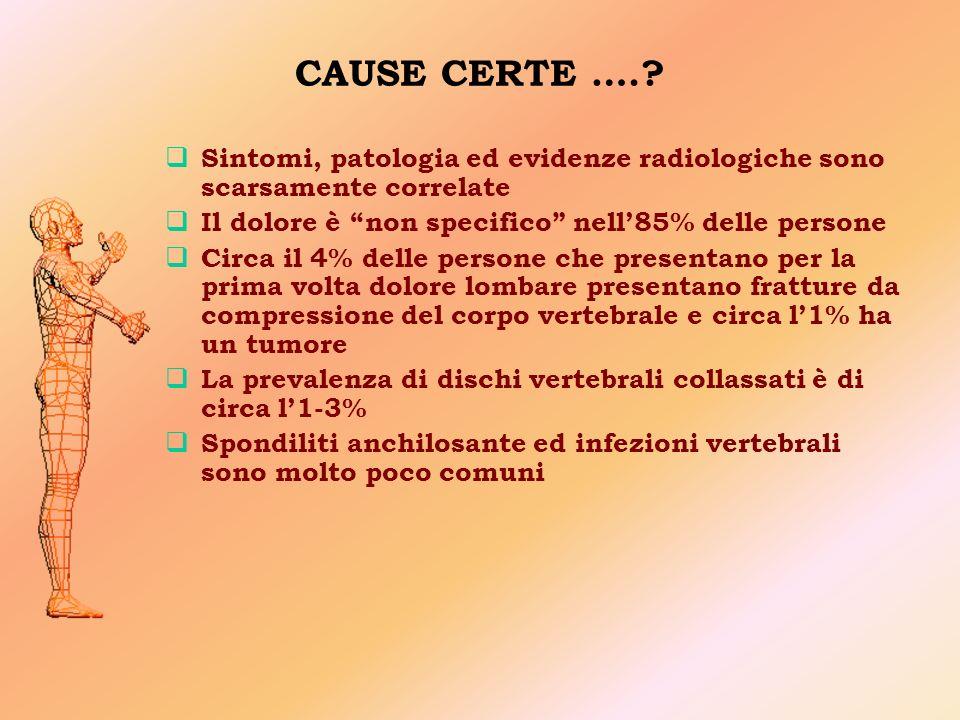 CAUSE CERTE …..