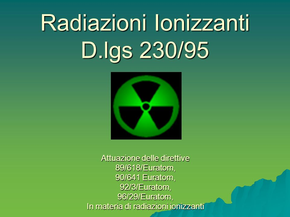 Generalità Il termine radiazione è usato in fisica per descrivere fenomeni apparentemente assai diversi tra loro, come l emissione: di luce visibile da una lampada, di calore da una fiamma, di raggi infrarossi da un corpo incandescente, di radioonde da un circuito elettrico, di raggi X da una macchina radiogena, di particelle elementari da una sorgente radioattiva e così via.