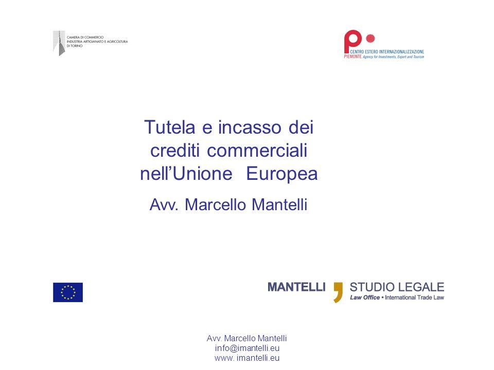 info@imantelli.eu www.