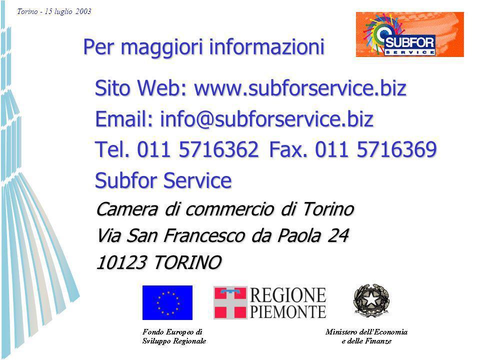 Torino - 15 luglio 2003 3% 4% meccanico 24% servizi 7% elettronico 7% edile 6% autoveicoli 36% telecomunica zioni 3% aerospaziale alimentare 5% elettr