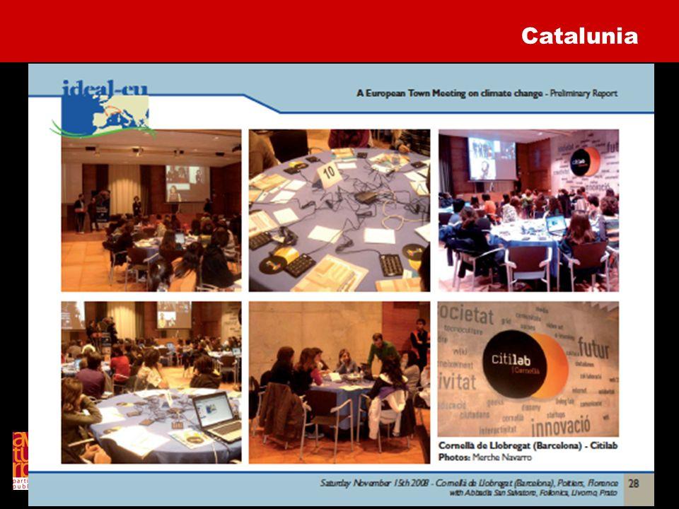 Avventura Urbana per il progetto Parterre Catalunia