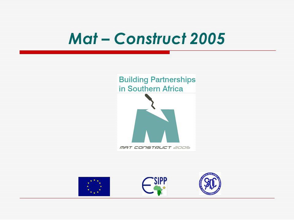 Mat – Construct 2005