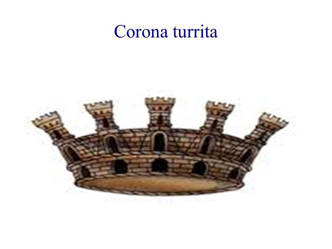 Corona turrita