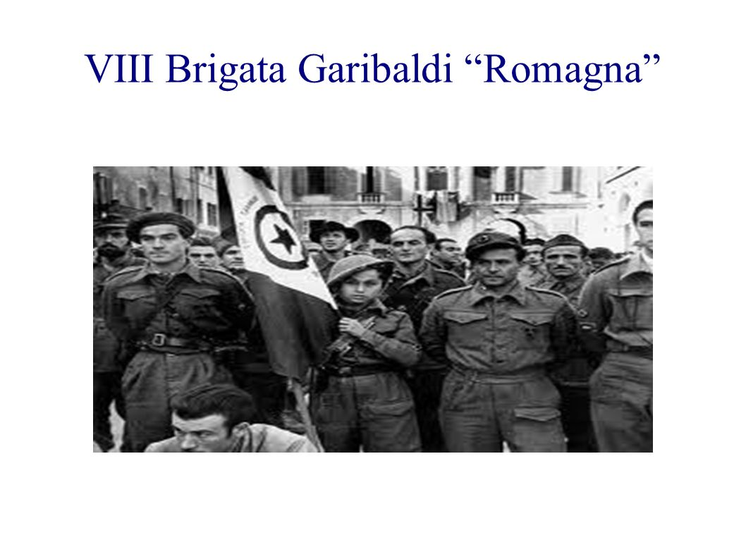 VIII Brigata Garibaldi Romagna