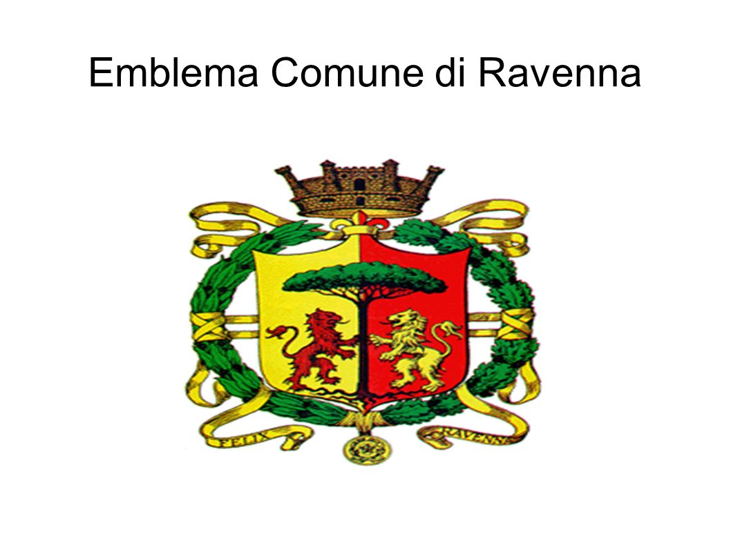 Emblema Comune di Ravenna
