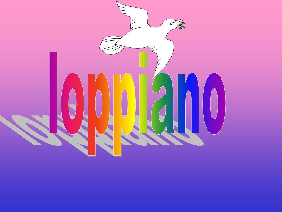 Loppiano è una cittadella dove tutti sono amici, perché sono uniti dallamore di Dio.