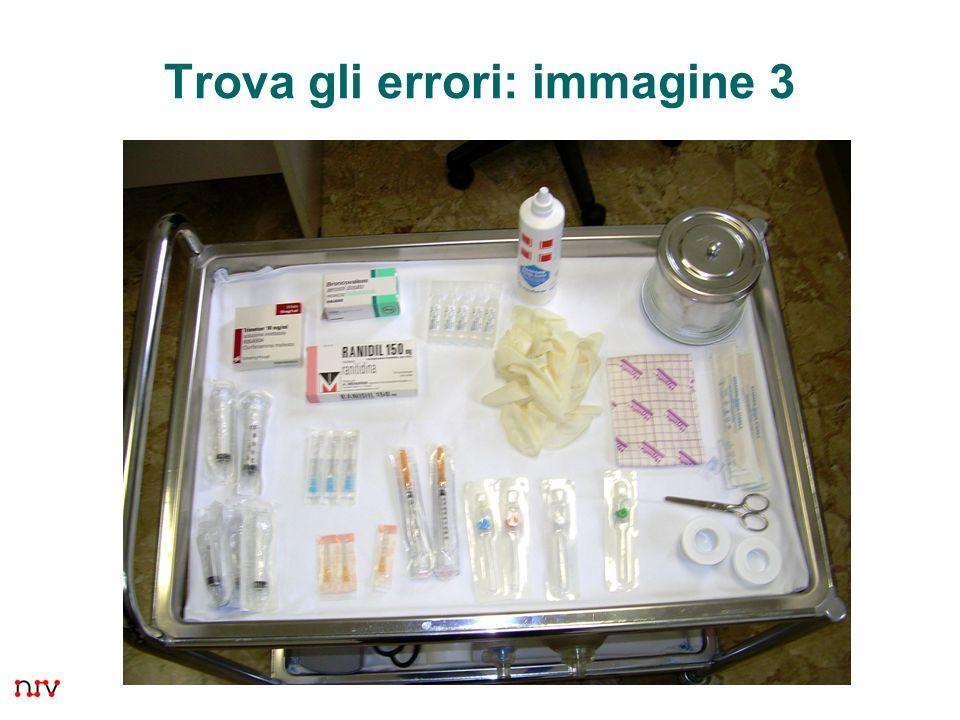 16 Trova gli errori: immagine 3