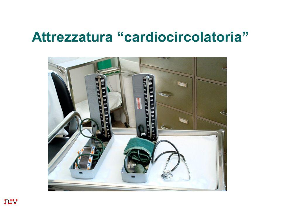 2 Attrezzatura cardiocircolatoria