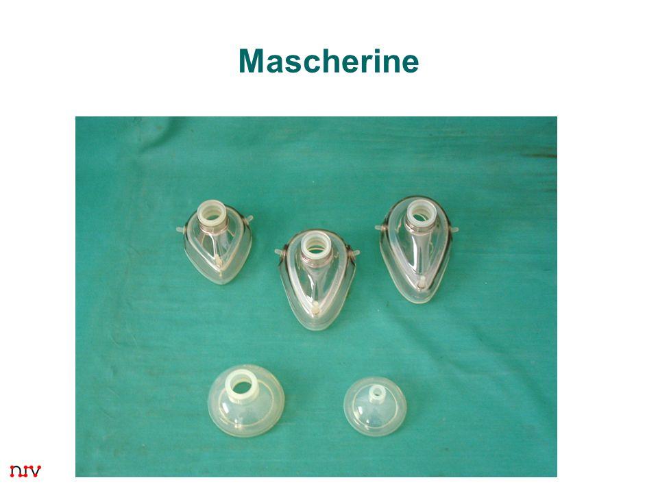 5 Mascherine