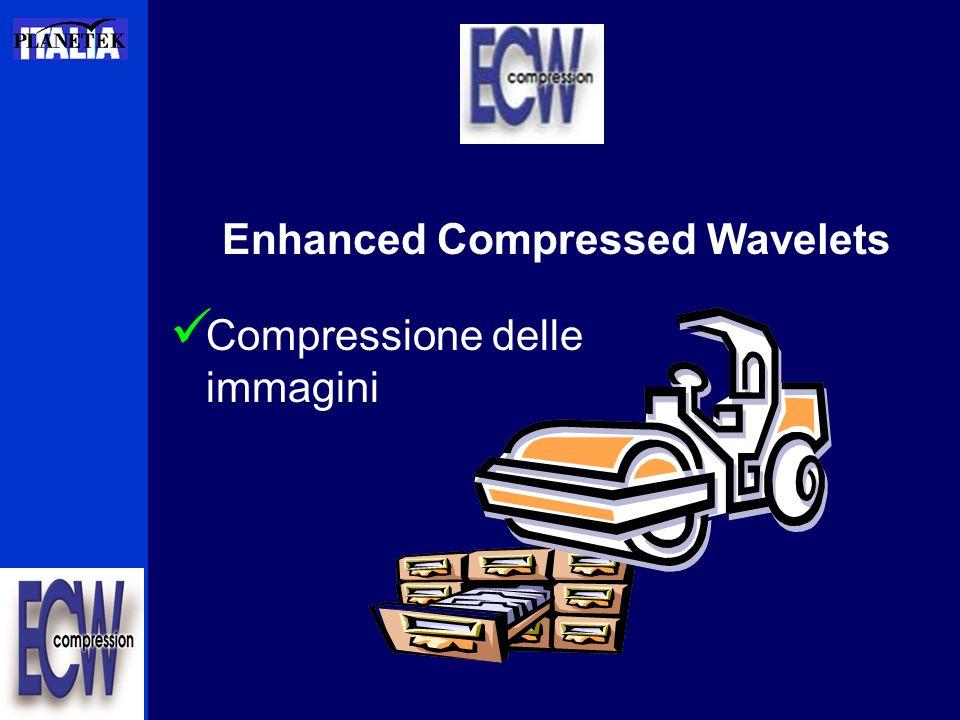 Enhanced Compressed Wavelets Accesso efficiente al dato!