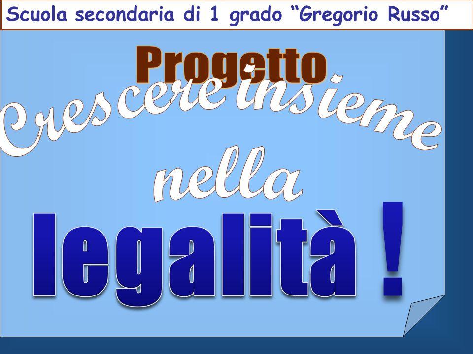 Scuola secondaria di 1 grado Gregorio Russo