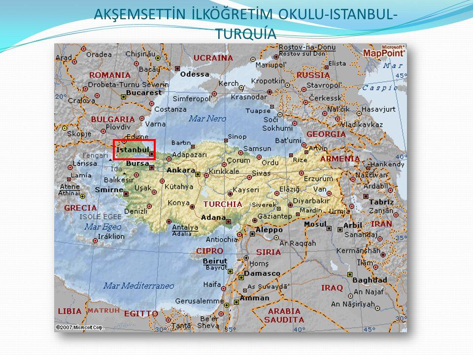 AKŞEMSETTİN İLKÖĞRETİM OKULU-ISTANBUL- TURQUÍA