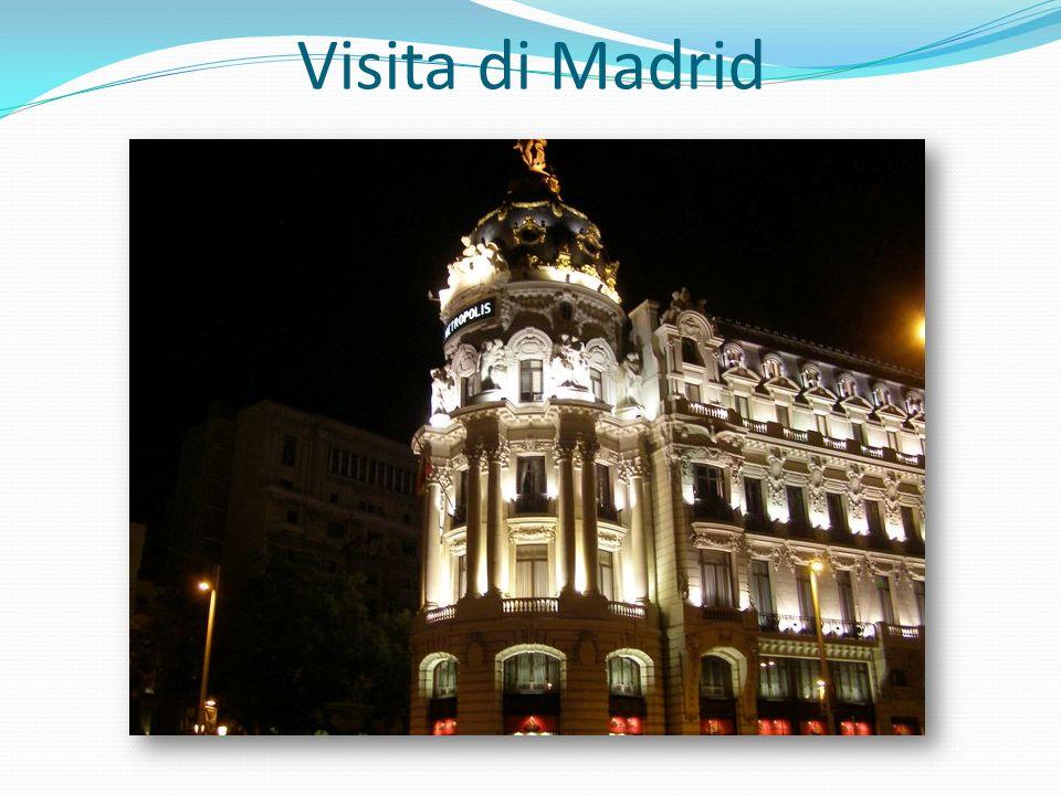 Visita di Madrid