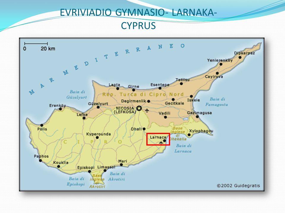 EVRIVIADIO GYMNASIO- LARNAKA- CYPRUS