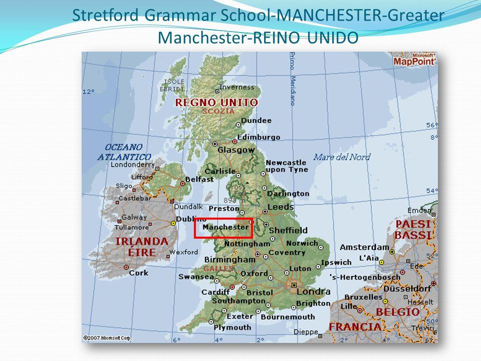 Stretford Grammar School-MANCHESTER-Greater Manchester-REINO UNIDO