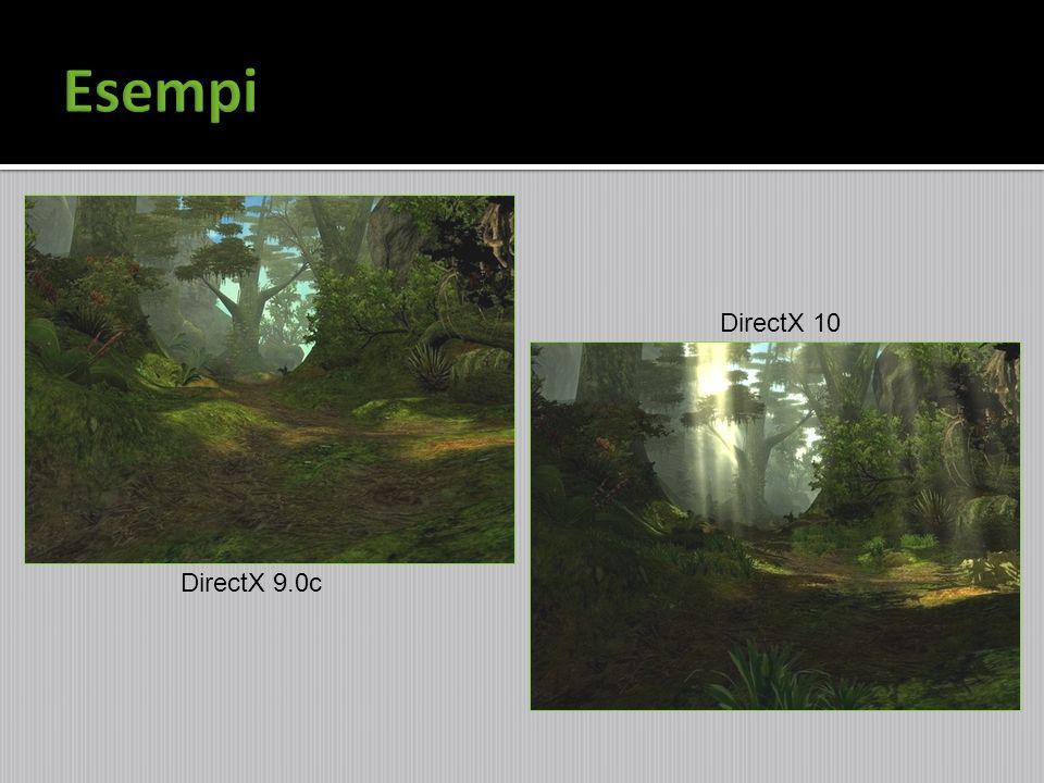 DirectX 9.0c DirectX 10