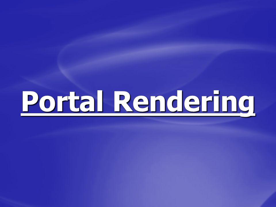 Portal Rendering