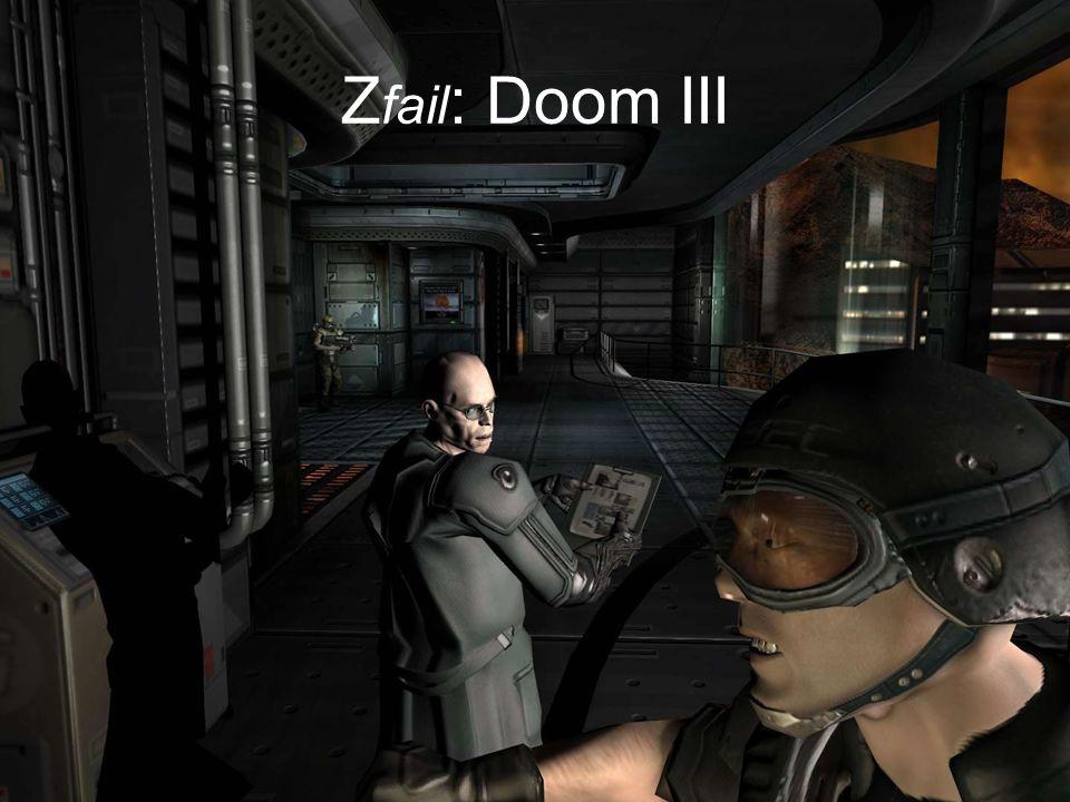 Z fail : Doom III
