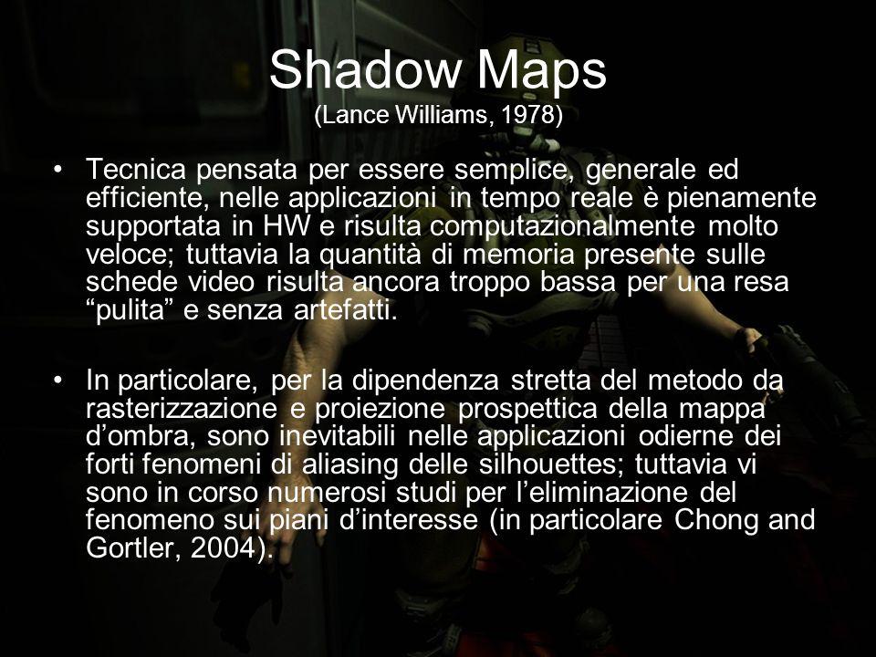 Shadow Maps passo passo