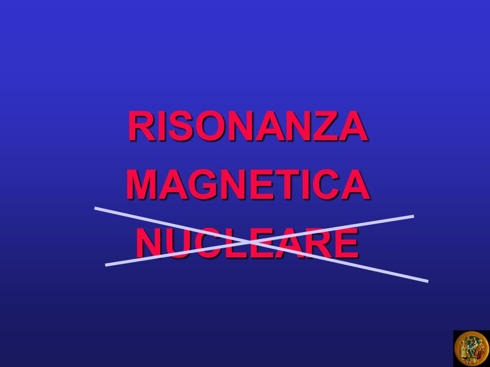 RISONANZAMAGNETICANUCLEARE