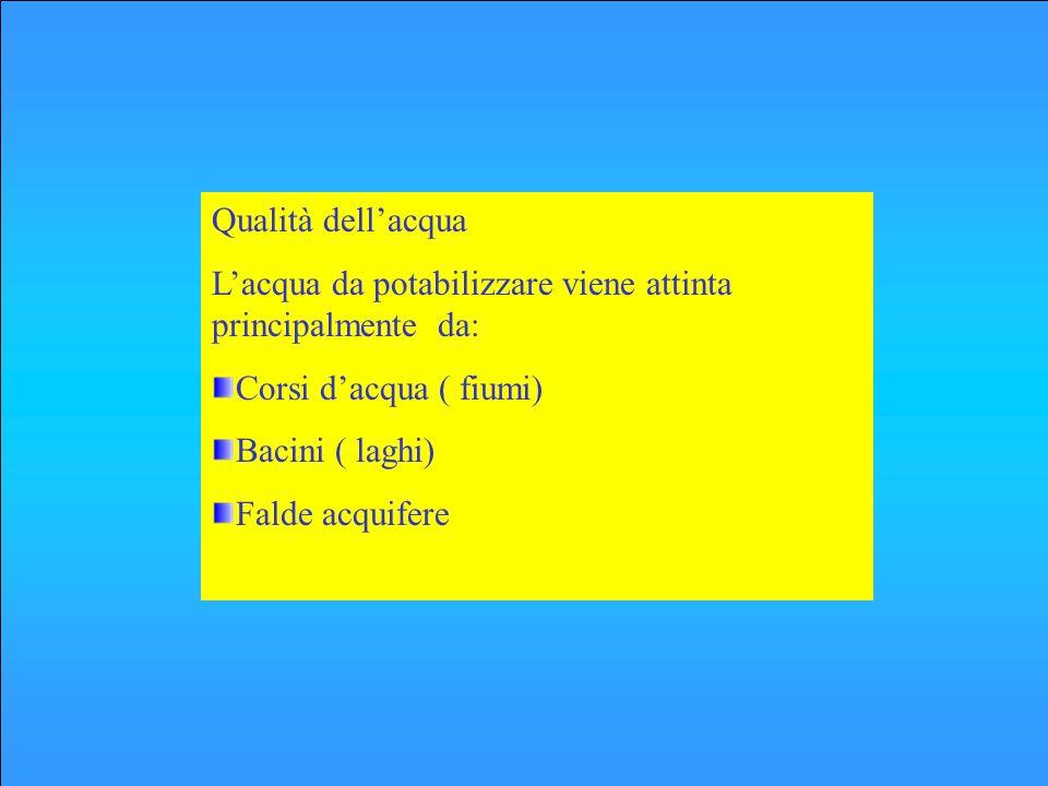 Impianto di potabilizzazione Hera di Sasso Marconi