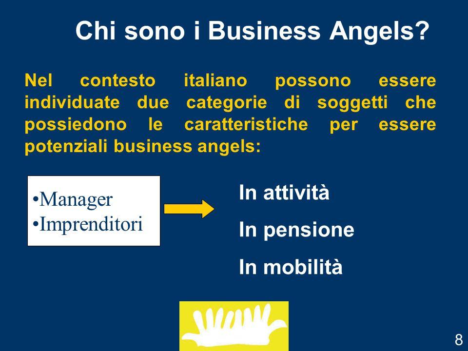 Formalizzazione del rapporto imprenditore/business angel Attraverso la redazione e la stipulazione del contratto, che fisserà anche le modalità ed i tempi di uscita del business angel dalloperazione.