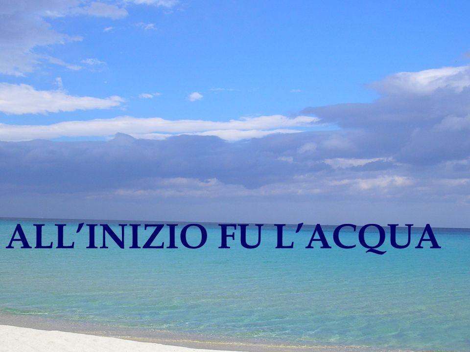 ALLINIZIO FU LACQUA