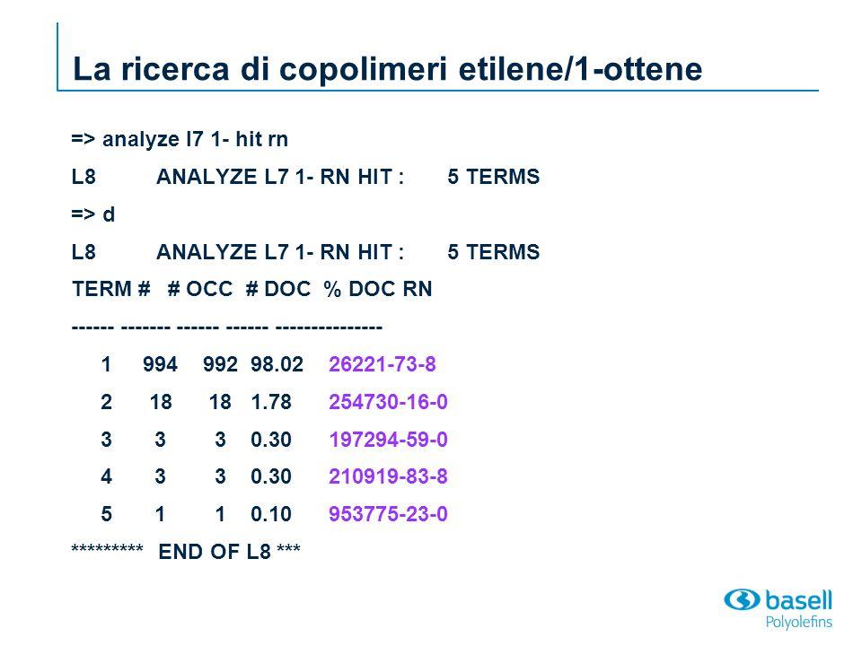 Molecular formula L9 20 (C8 H16.