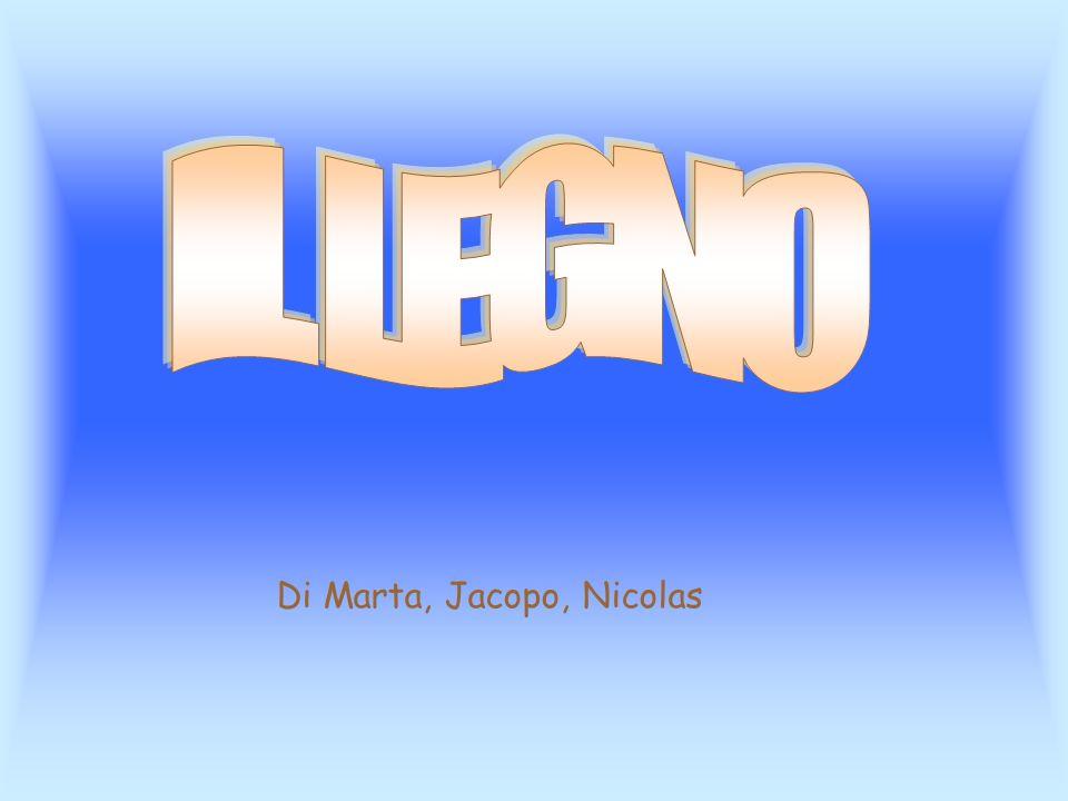 Di Marta, Jacopo, Nicolas