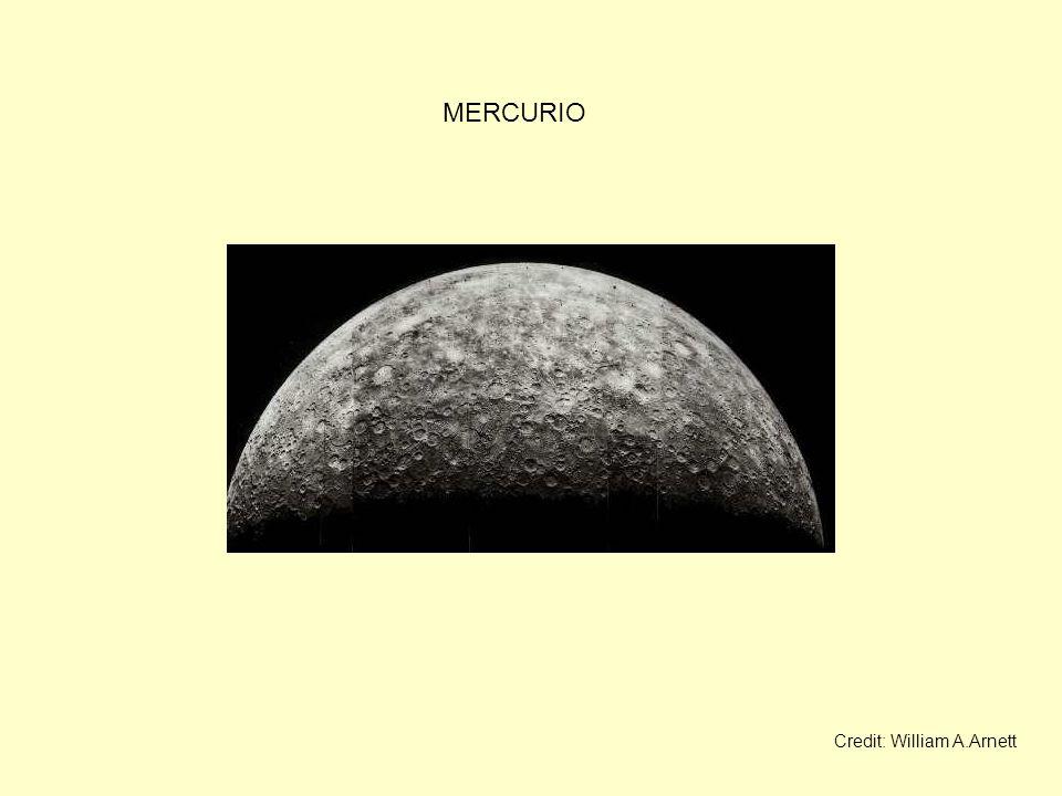 MERCURIO Credit: William A.Arnett