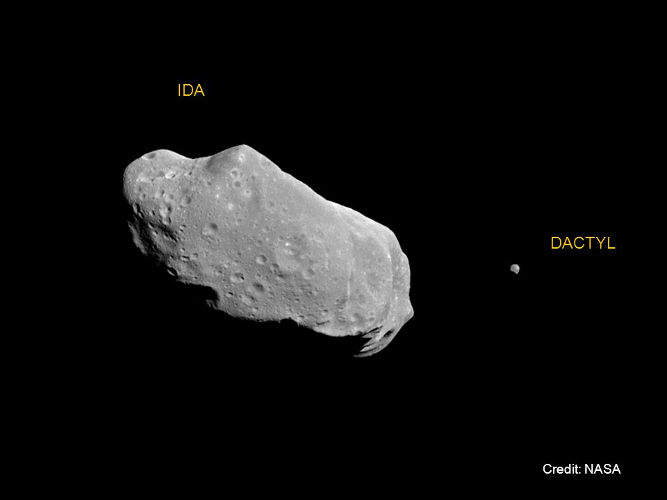 Credit: NASA IDA DACTYL
