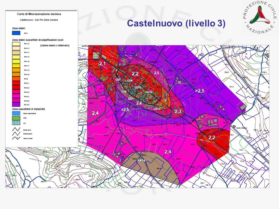 Castelnuovo (livello 3)