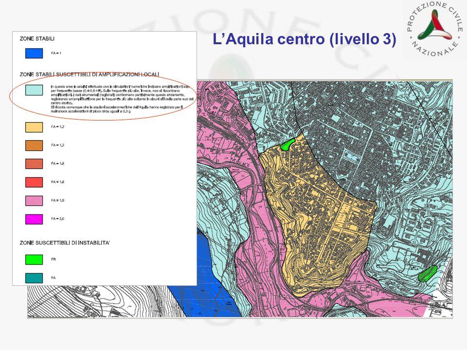 LAquila centro (livello 3)