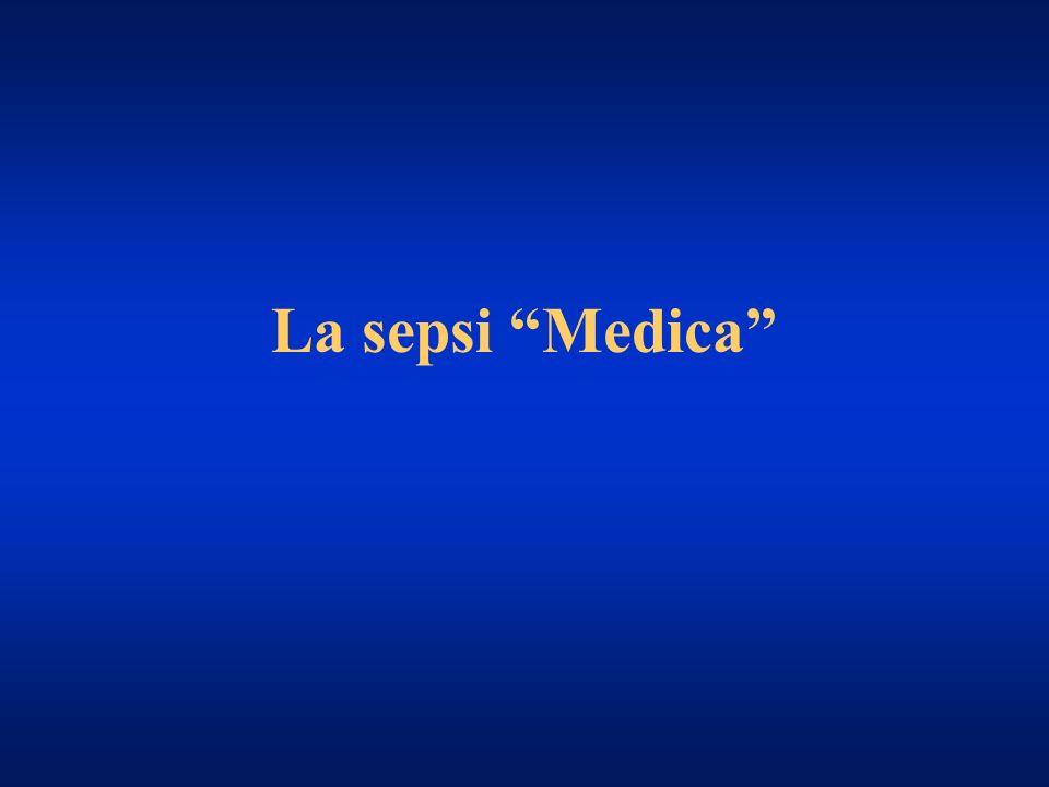 La sepsi Medica