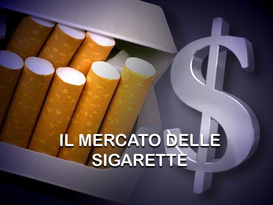 IL MERCATO DELLE SIGARETTE